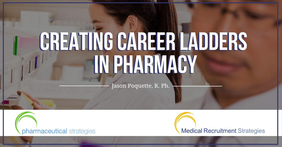 pharmacy career ladder