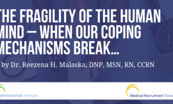 The fragility of the human mind – When our coping mechanisms break…