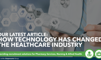 How technology has changed the Healthcare industry