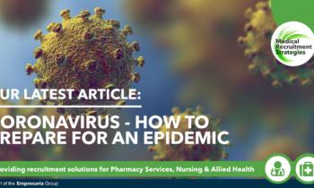 Coronavirus – How to Prepare for a Pandemic
