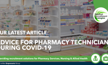 Advice for Pharmacy Technicians during Covid-19 from NHA