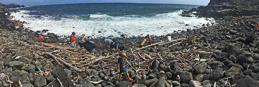 maui-beach-clean-up