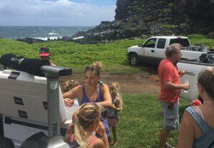 snaks-after-beach-clean-up