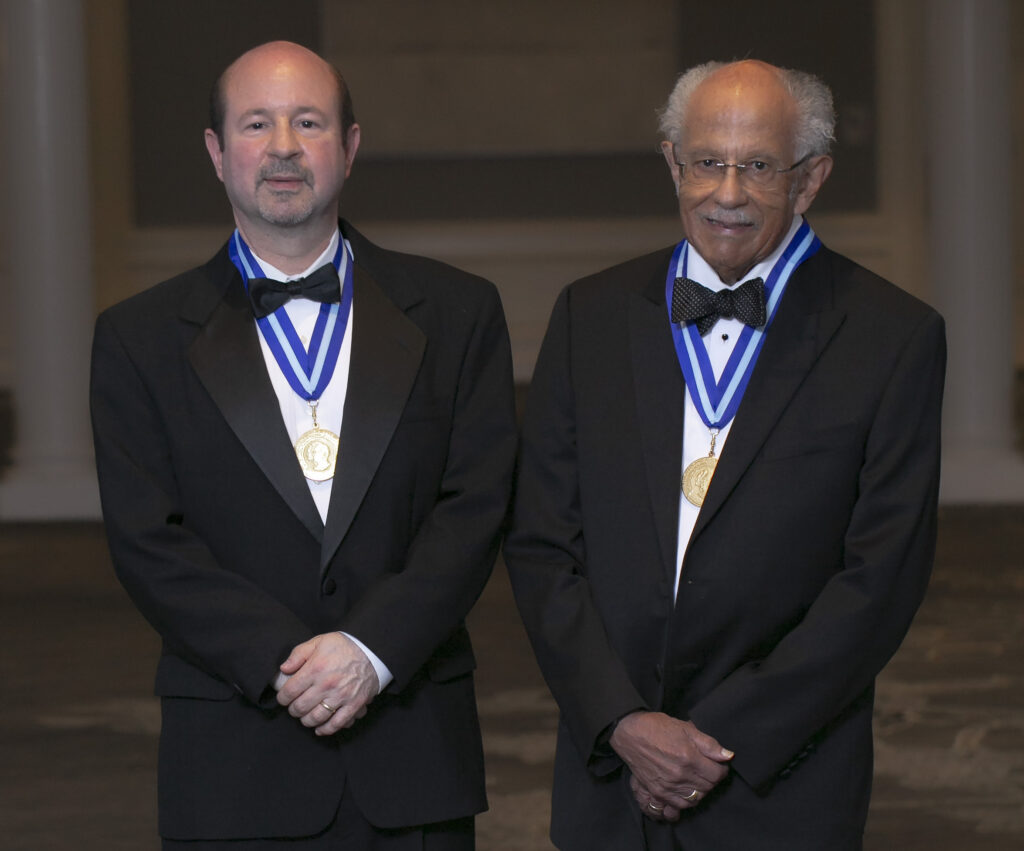 Dr. Michael E. Mann and Dr. Warren M. Washington