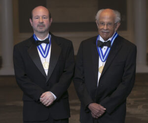 Dr. Michael E. Mann and Dr. Warren M. Washington