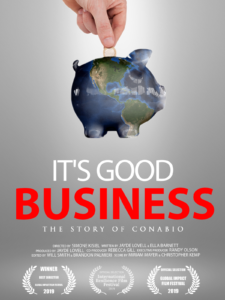 It's Good Business Movie Poster