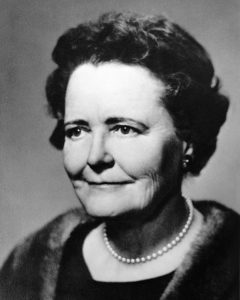 Ruth Patrick, 1975