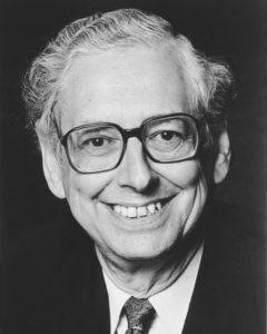 Jerrold Meinwald, 1990