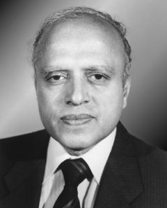 M.S. Swaminathan, 1991