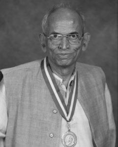 Madhav Gadgil, 2015