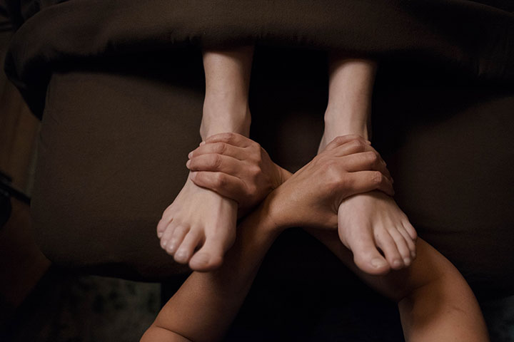 Aromatherapy Feet - Unwind at Westclox