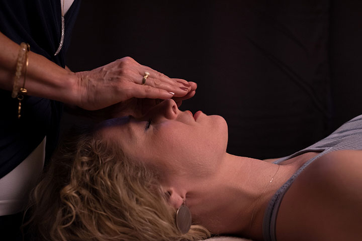 Reiki Transferring Positive Energy - Unwind at Westclox
