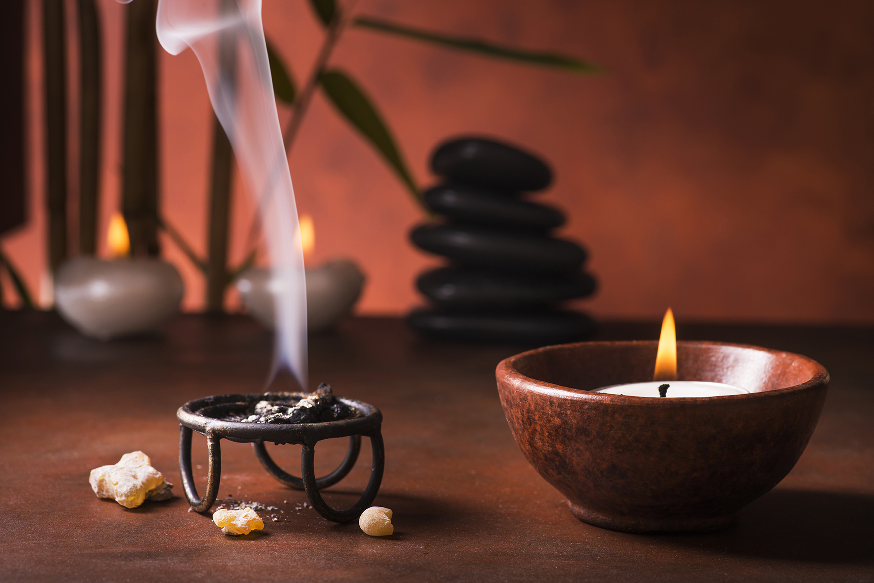 Surrender and Release Smudging Ceremony