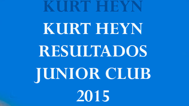 DRAWS COPA KURT HEYN