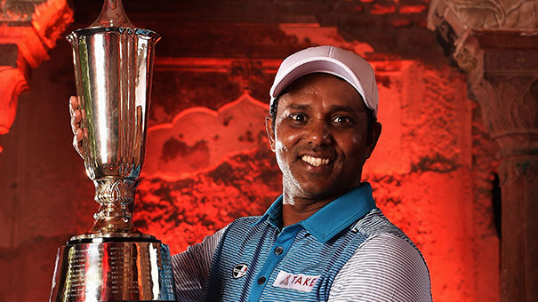 Chawrasia secures dream win at Hero India Open