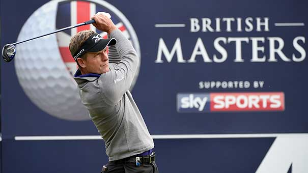 British Masters tickets now on general sale