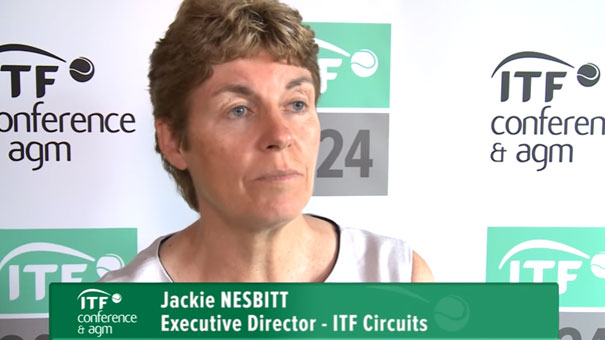 ITF Director Jackie Nesbitt reflects on the creation of the Transition Tour