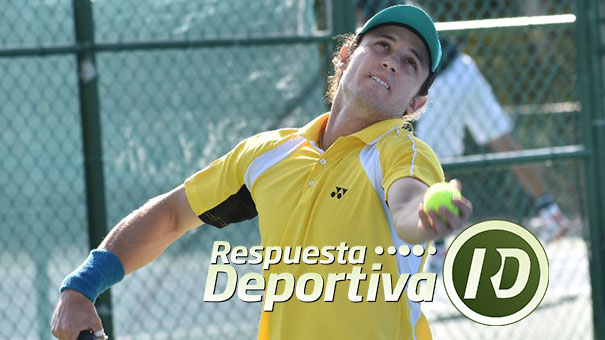 CANCUN TENNIS DRAWS-6- QUINTANA ROO: ARAMBURU SIGUE DE BUENA RACHA