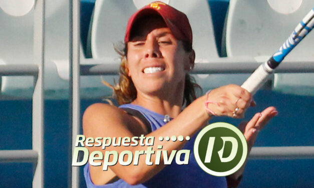 GIULIANA OLMOS: GANÓ Y PERDIÓ EN LEXINGTON