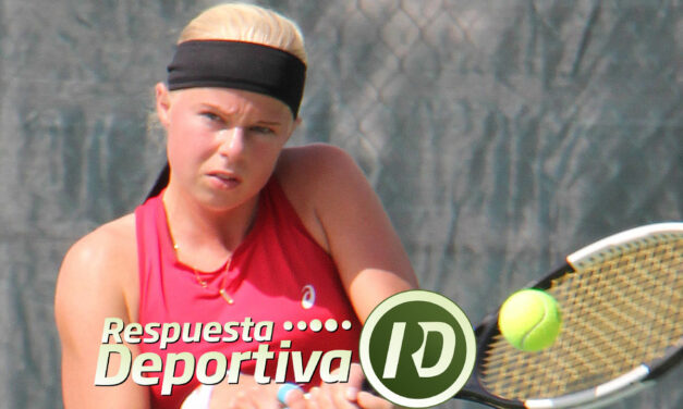 CANCUN TENNIS DRAWS-2- QUINTANA ROO: EVA VEDDER, YA EN OCTAVOS DE FINAL