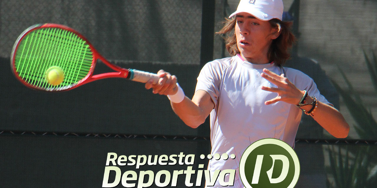 JALISCO JUNIOR CUP-ZAPOPAN DRAWS SINGLES Y DOBLES: CASAMAYOR SOBREVIVE EN DOBLES