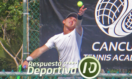 CANCUN TENNIS DRAWS-4- QUINTANA ROO: LUIS PATIÑO A UNA RONDA DEL MAIN