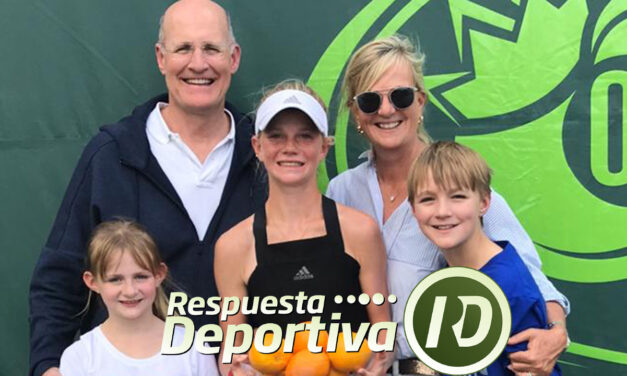 TOP MEXICANAS FED CUP: HELIANE STEDEN