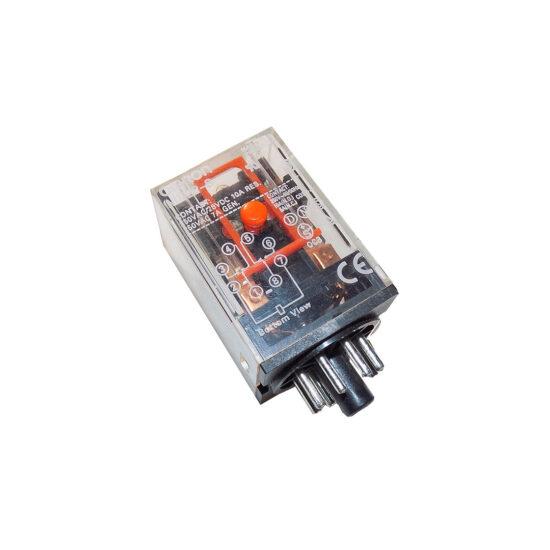 RELAY, 120 VAC, 8 PIN