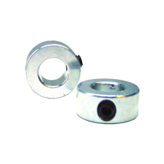 SHAFT COLLAR, 5_8 ZINC PLATED