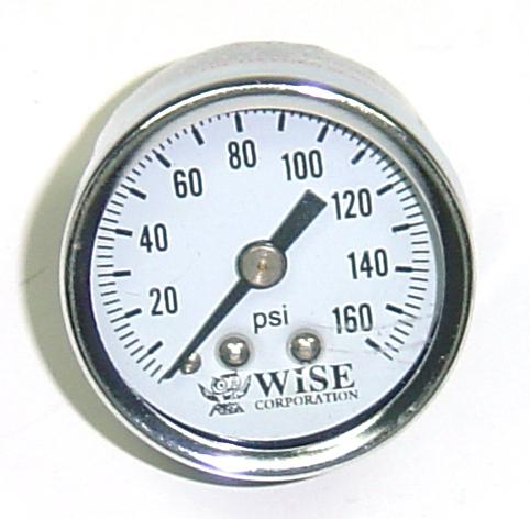 gauge, pneumatic