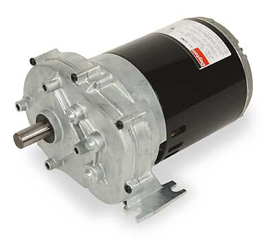 GEAR MOTOR (DAYTON) 58:1 RATIO 1