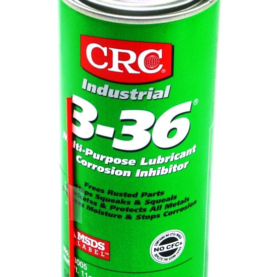 MULTI-PURPOSE LUBRICANT AND CORROSION INHIBITOR SPRAY, CRC #3-36 1