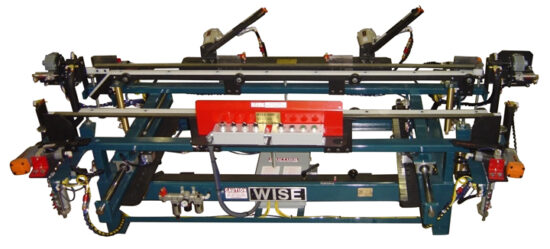 Wise 2400 Door Jamb Assembly Table Wise Door Machinery Equipment And Sales