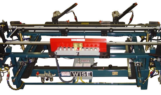 Wise 2400 Door & Jamb Assembly Table 1