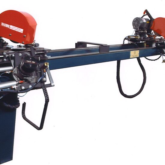 WISE 6800 Duplex Trim Saw 1