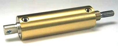 CYLINDER, DOUBLE ACTING, 1-1/8-X 10-STROKE 1