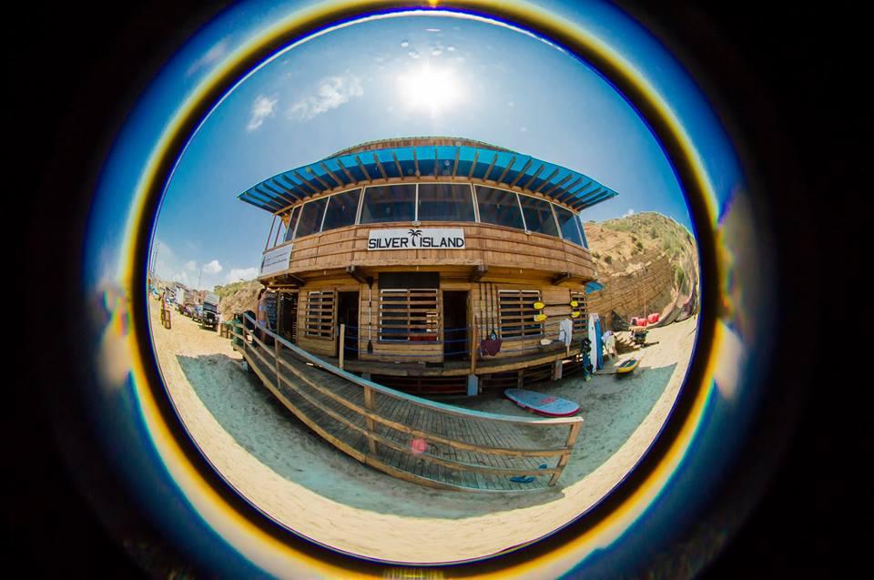 Silver Island Beach Club- Playa SAN MATEO beach