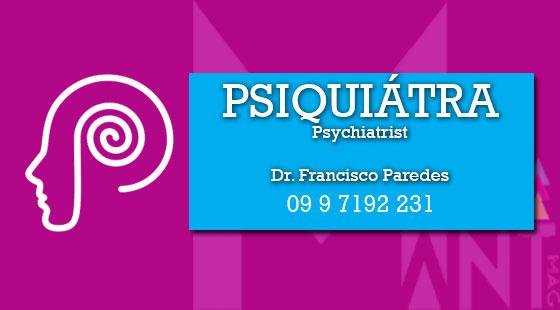 PSIQUIÁTRA – // Psychiatrist
