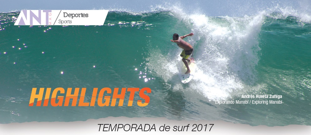 Resumen de Temporada: HIGHLIGHTS SURF 2017
