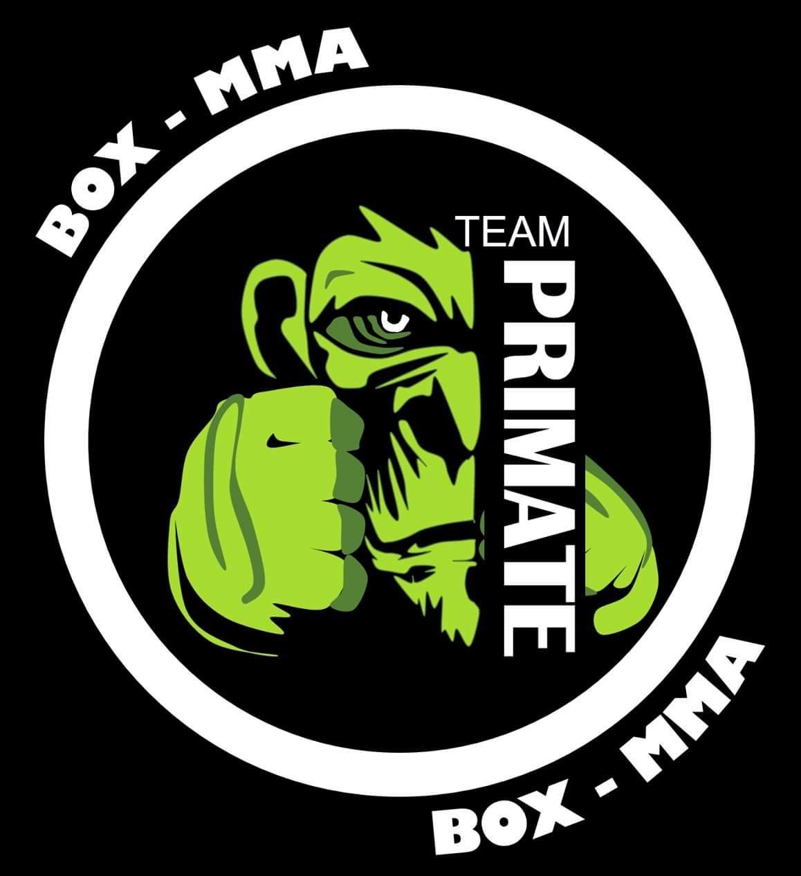 """Team """"PRIMATE"""", BOX – MMA"""