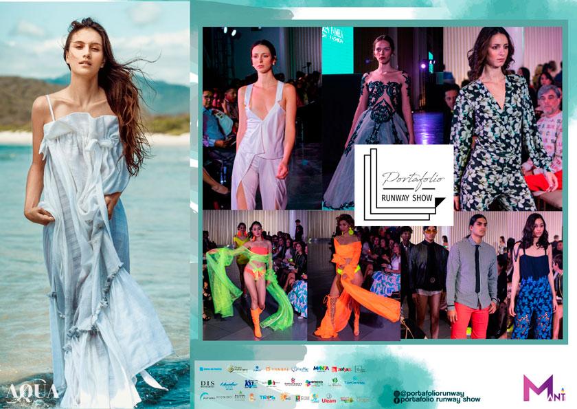 PORTAFOLIO RUNWAY SHOW 2019 – moda de alta costura