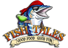 Fish Tales @ Fort McAllister Marina in Richmond Hill, GA