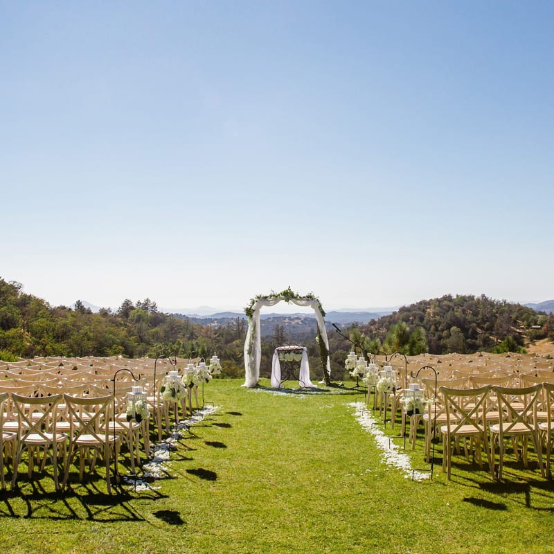Outdoor Event Venue, Sacred Mountain