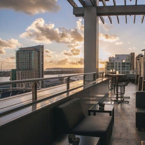Rooftop San Diego Ultimate Sky Box