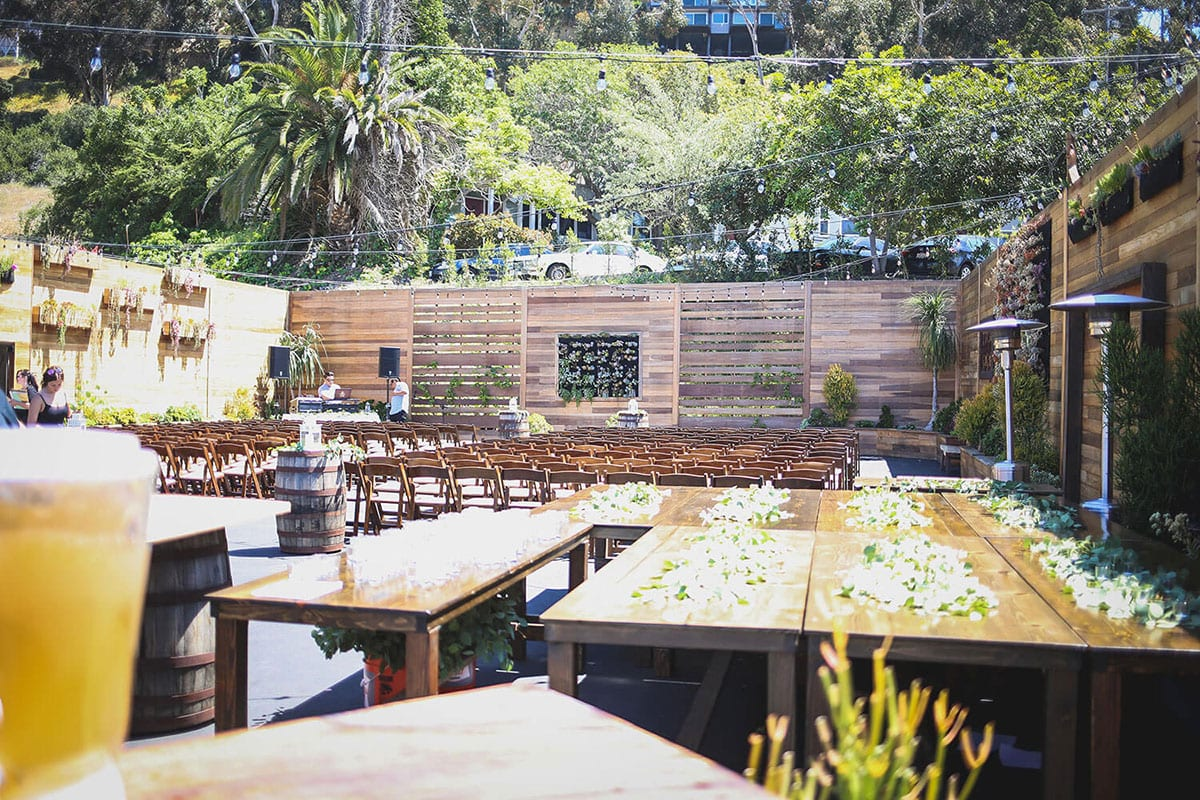 cater weddings and events at lot 8 - view our venue partnerships | snake oil cocktail co.