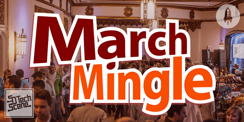 March Mingle poster