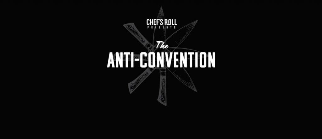 The Anti-convention Poster