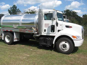 Septic Tank cleaning Truck