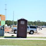 Construction Porta-pottie