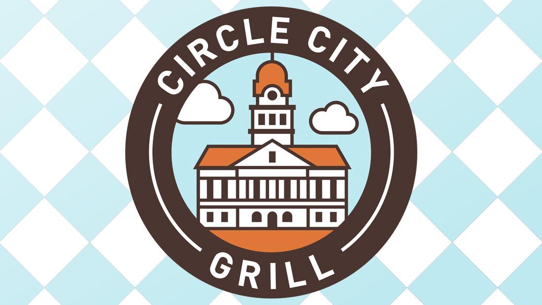 circle city grill logo